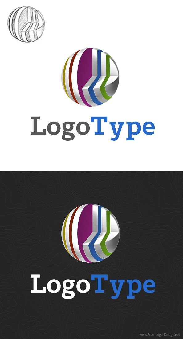 19 curated templates website ideas by alexantar logos for Logo design online free 3d