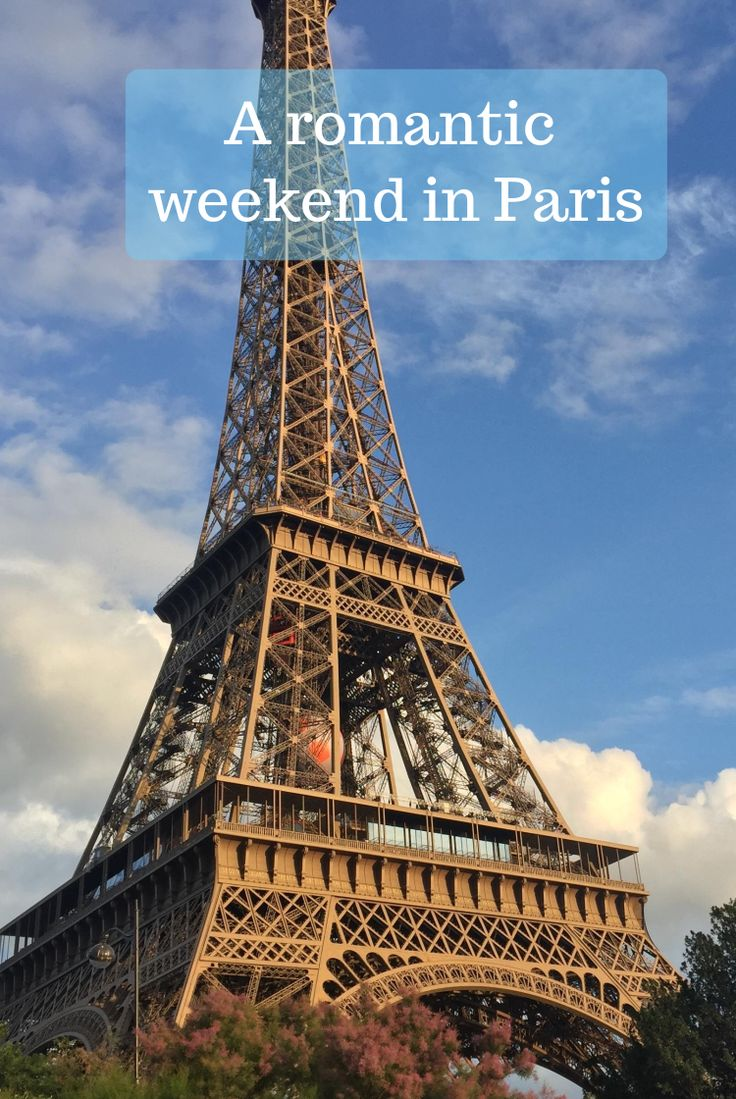 Amazing scenes in Paris. We went there for the perfect weekend. Curious to see what we did?