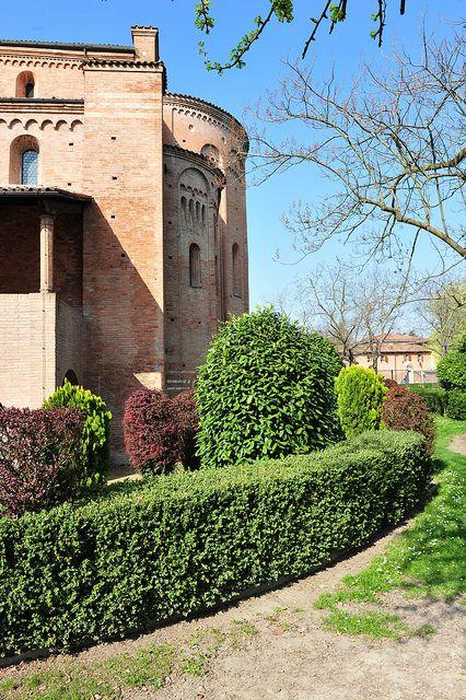 Abbazia di Nonantola - Modena, Emilia-Romagna, Italy