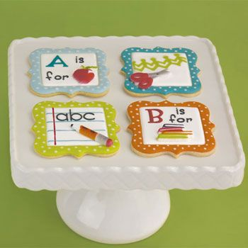 181 best teacher appreciation ideas images on pinterest for Abc cake decoration
