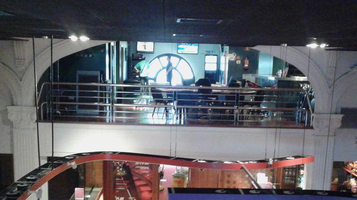 El Casino Kursaal de Donostia-San Sebastián confía en Ibarkalde para la fabricación de barandilla de acero inoxidable.