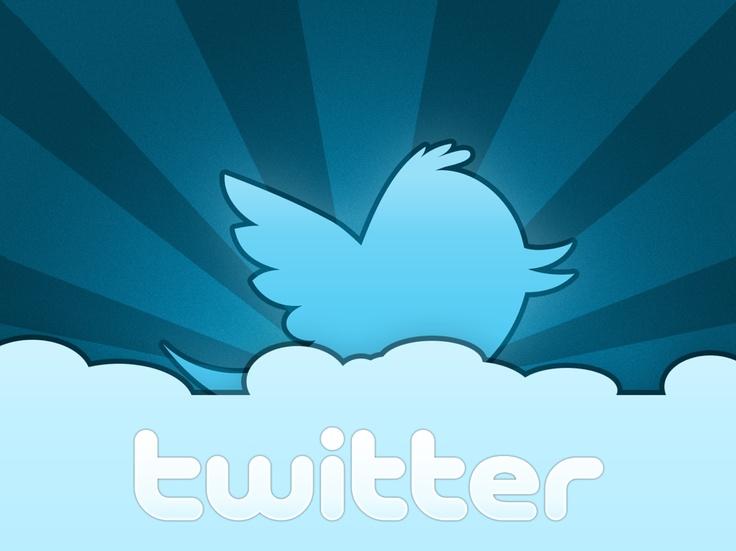Diagramma di flusso sull'uso di twitter trail serio ed il faceto (via Edudemic)