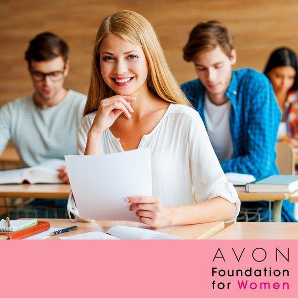 Avon — це більше, ніж краса. Компанія дбає про своїх Представників та їхні сім'ї. Третій рік поспіль благодійний фонд для жінок Avon Foundation for Women проводить глобальну програму «Грант на навчання дитини» та присуджує стипендії дітям і внукам Представників Avon. Цього року 100 абітурієнтів із 13 країн світу (у тому числі, 8 — з України) отримали по 2 100 доларів! Ці кошти вони зможуть витратити на оплату навчання в університетах, коледжах чи школах.