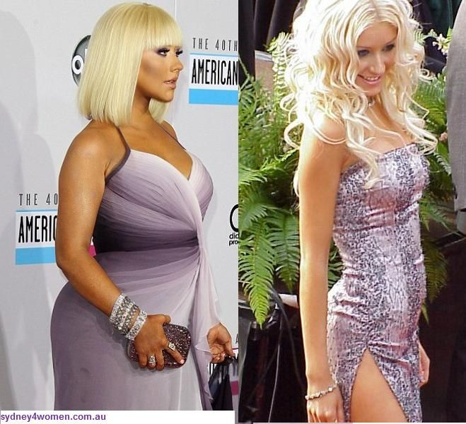 christina-aguilera-fat-vs-very-slim.jpg 659×600 pixels ...