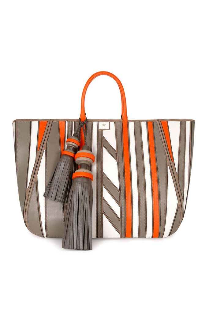 Style.com Accessories Index : Fall 2014 : Anya Hindmarch