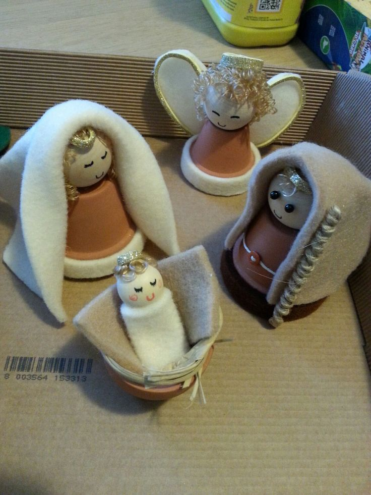 Nativity diy