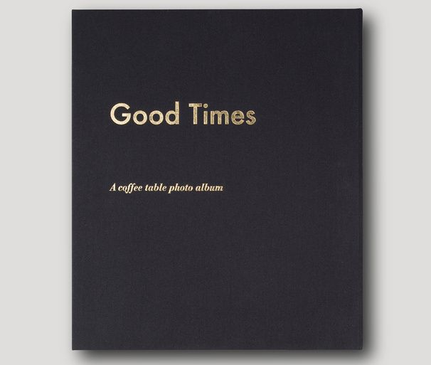 Good Times – A Coffee Table Photo Album