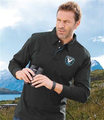 Polo Sport Punta Arenas : Pyjama Rider : http://www.atlasformen.fr/products/grandes-tailles/polo-sport-punta-arenas/16953.aspx #atlasformen