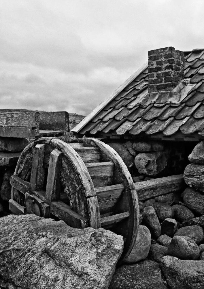 Kvernhus i Bodle