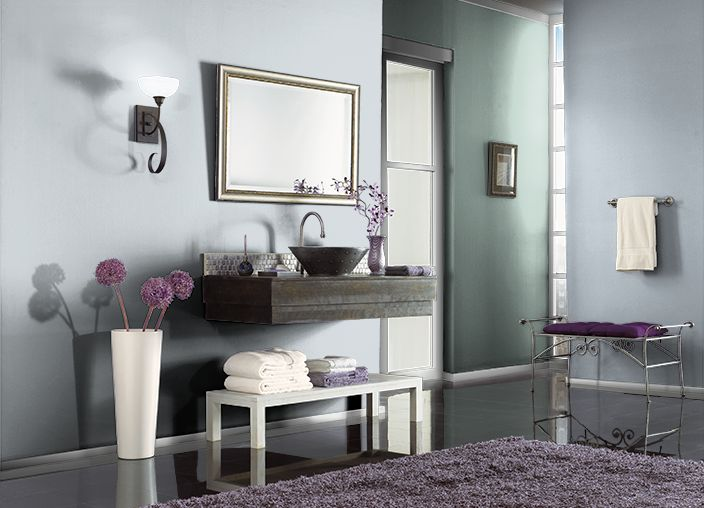 Behr Com I Used These Colors Moon Glass S420 2 Absolute