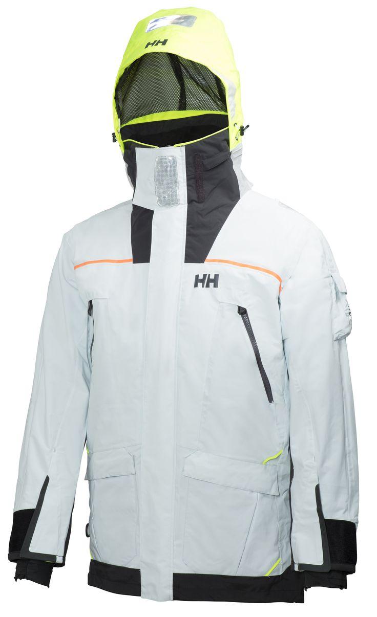 Sailing clothing sailing trousers amp shoes for men sailing clothes - Helly Hansen Men S Skagen Race Sailing Rain Jacket