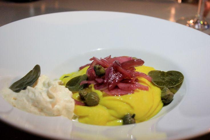 Traditional Greek Dish: Fave Yellow Split Pea Dip