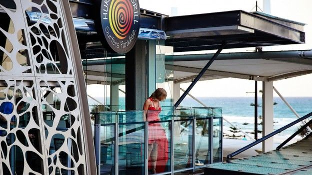 Gold Coast Functions venue - Hurricane's Grill