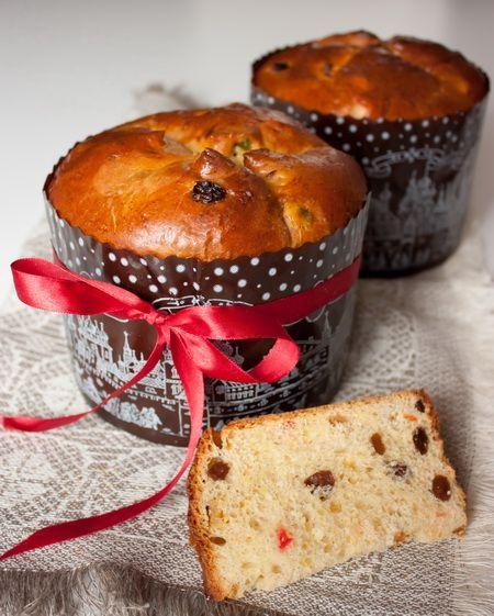Панеттоне - это традиционная итальянская рождественская выпечка из сдобного дрожжевого теста. Выпекается с большим количеством сухофруктов и цукатов. Подается с чаем, кофе или сладким вином.Панеттоне очень похож на наши пасхальные куличи, поэтому этим рецептом вы можете воспользоваться при подготовке к Пасхе  Ингредиенты:80 мл теплой воды (не более 43 градусов)15 г сухих активных дрожжей или [...]