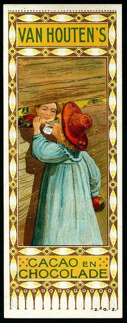 Art Nouveau♥ Van Houten ……re pinned by Maurie Daboux ♪ ♪
