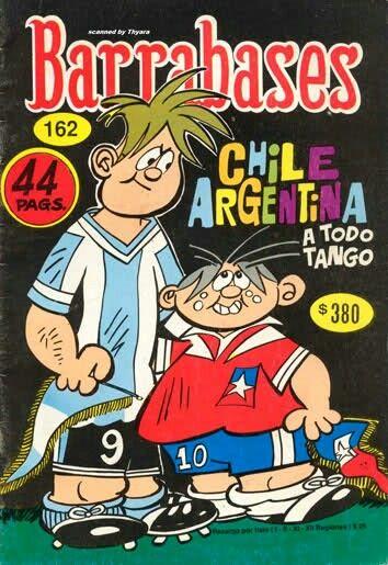 Clasico VS Argentina