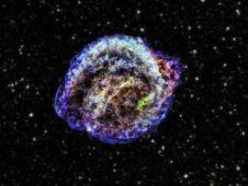 Kepler Supernova Remnant
