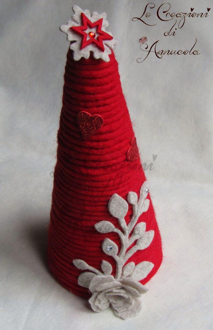 Natale, Idea regalo Natale, Alberi decorati,