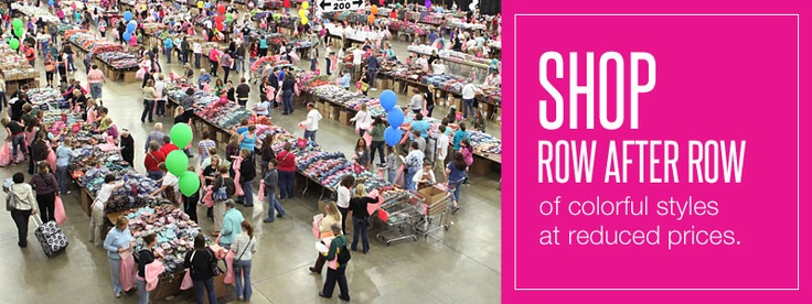 Annual Vera Bradley Outlet Sale!!! I'm super excited!!!!