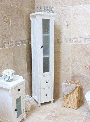 Hampton Closed Bathroom Unit Tall - CWR19E