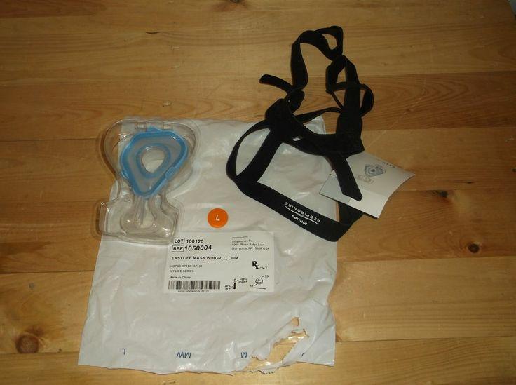 Respironics EasyLife Cushion Headgear For Sleep Apnea