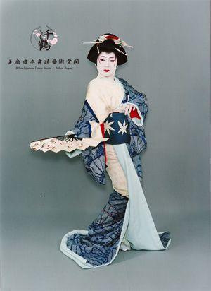 日本舞踊-千鶴美扇(女舞)   N...