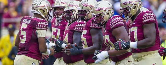 Inside the College Football Playoff (Mark Wallheiser/AP) FSU slipping after another narrow escape Despite remaining undefeated, a lack of quality wins and another poor performance cost the Seminoles a spot. Pat Forde's picks