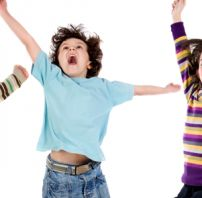 One of the best ways to boost kids' imagination and improve physical health is dance.