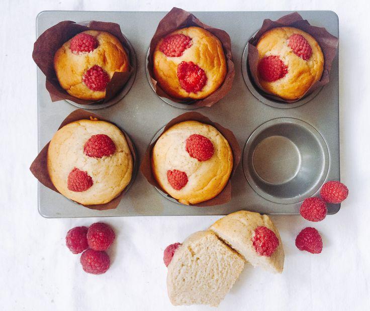 Muffin alla vaniglia Senza Burro, golosi e semplici per restare in forma con gusto di dolci senza burro!
