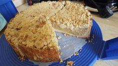 Beste Kuchen: Apfelmus - Vanillepudding - Kuchen