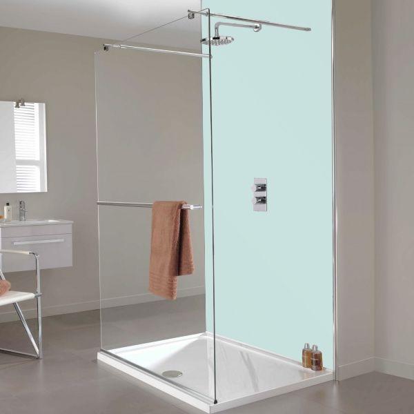 Showerwall Waterproof Decorative Wall Panel Aqua Ice 4 Size Options Close Up Image Of Aqu Decorative Wall Panels Waterproof Paneling Shower Wall Panels