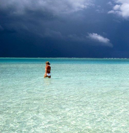 Bora Bora ...my heart belongs here! Will come and help all the dogs on day when I finish my business :) Heaven on earth!