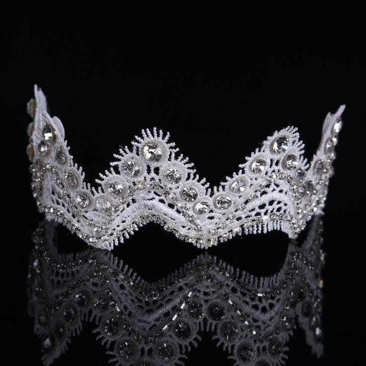 Venda quente Charme Contas de Cristal Coroa Tiara Tiara de Strass Nupcial Do Casamento Da Dama de honra Do Laço Partido Jóias CY161117 108 em Jóia do cabelo de Jóias & Acessórios no AliExpress.com | Alibaba Group