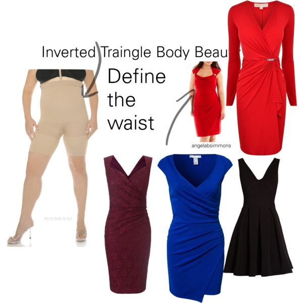 Women like myself with a more athletic body type need to find ways of defining our waist to create a more balanced and feminine appearance. #invertedtrianglebodytype