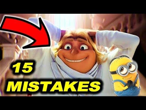"""Despicable Me 3 """"New Movie Scenes And Minions Best moments"""" Funny Despicable Me 3 compilation! #2 - YouTube"""