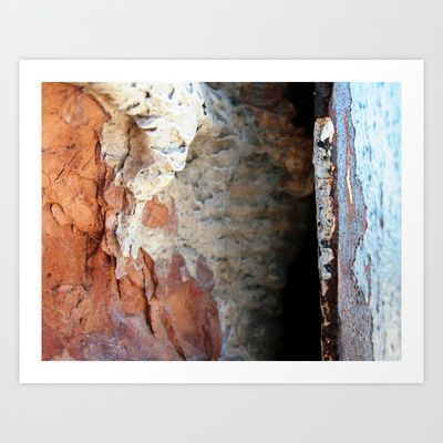 """Pieces of a Wall"" by Shy Photog - $18.00"