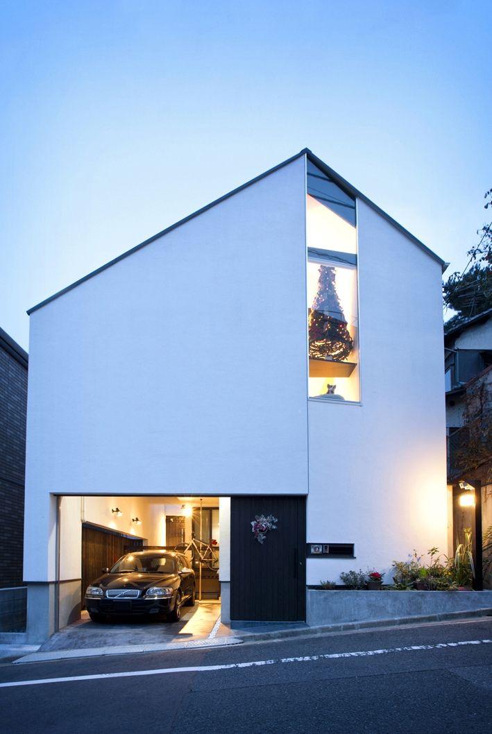 建築家:石川淳「オウチ13・愛犬と暮らす家」