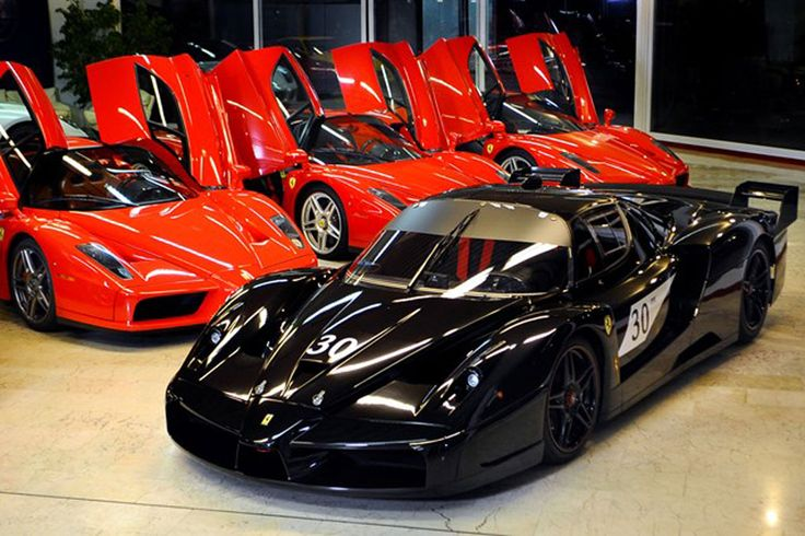 Michael Schumacher Ferrari Enzo And One-Off FXX Up For Sale. Apparently Michael has moments of consciousness, according to his manager.