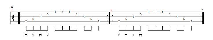#guitar #exercise #alternatepicking #johnnyandrewmusic