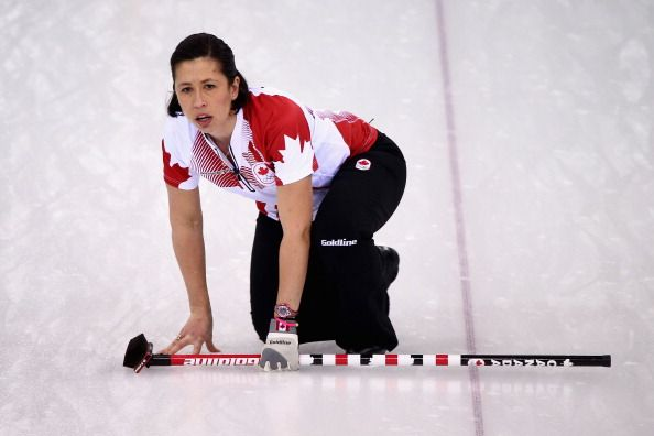 Jill Officer of Canada looks on during the Gold medal match between Sweden and Canada (c) Getty Images