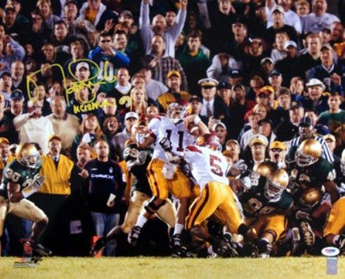 "Matt Leinart Autographed 16x20 Photo USC Trojans """"Heisman '04"""" PSA/DNA Stock"
