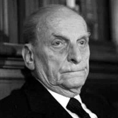 A Date to Remember:  Norberto Bobbio (born October 18, 1909)