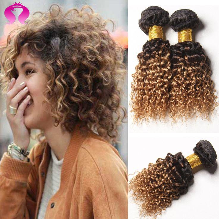 Ombre Deep Wave Malaysian Curly Hair Extensions Meches Bresilienne Lots Sexy Formula Hair 100% Malaysia Virgin Hair Rosa Hair