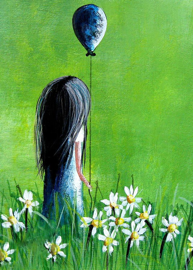 """""""Her hope is endless"""" by Shawna Erback"""