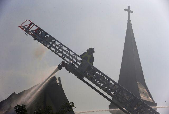 Muslim Organizations Raised $100,000 To Rebuild Torched Black Churches