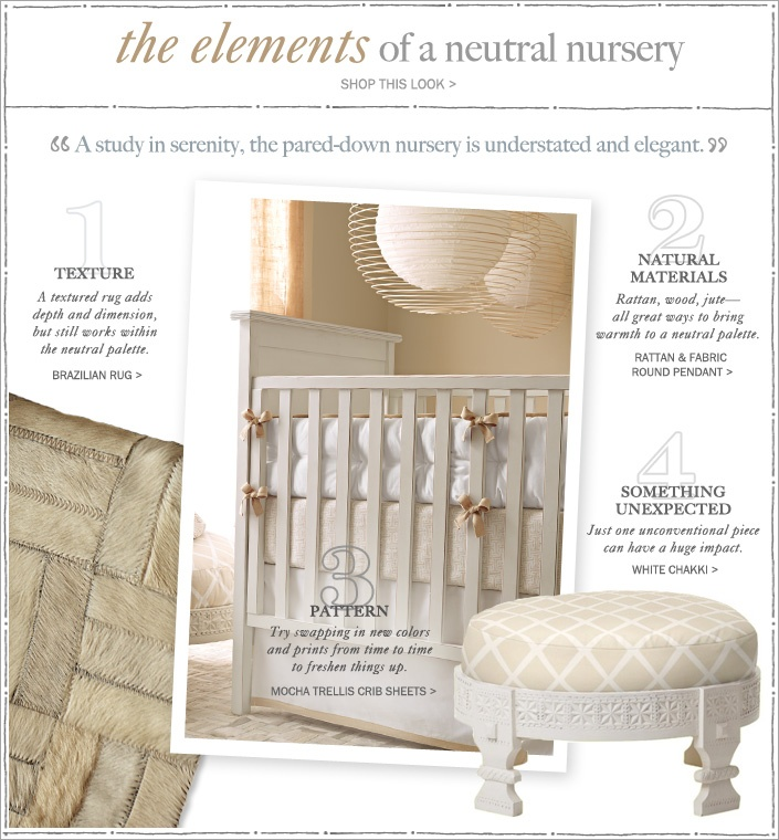 love this - neutral when you don't know if its a boy or a girl!
