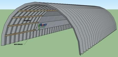 1000 Images About Quonset Hut Homes On Pinterest Steel