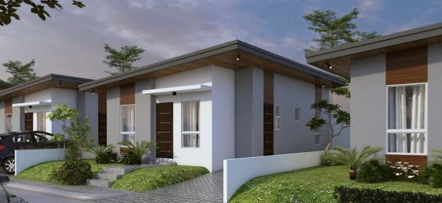 30 Minimalist Beautiful Small House Design For 2016 Bahay Ofw In