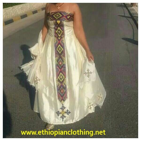 34 Best Images About Traditional Ethiopian Wedding Dresses On Pinterest