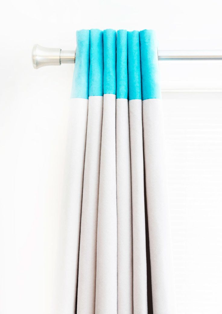 how to choose curtain rod colors
